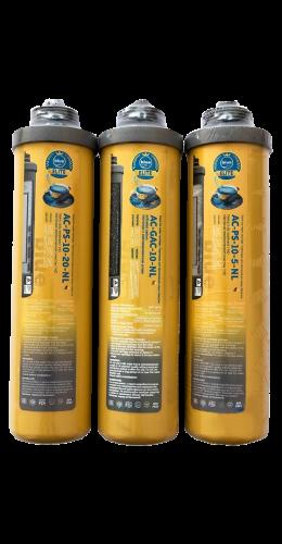 Комплект картриджей усиленной очистки для Bluefilters New Line ELITE